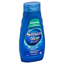 Selsun Blue® 11 fl.oz. Moisturizing Dandruff Shampoo with Aloe for Dry Scalp and Hair