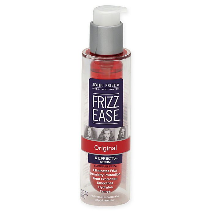 Alternate image 1 for John Frieda Frizz Ease® 1.69 oz. Original Hair Serum