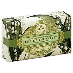 Aromas Artisanales De Antigua 7 oz. Lily Of The Valley Triple Milled Soap