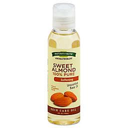 Nature's Truth® Aromatherapy 4 oz. Sweet Almond Base Oil