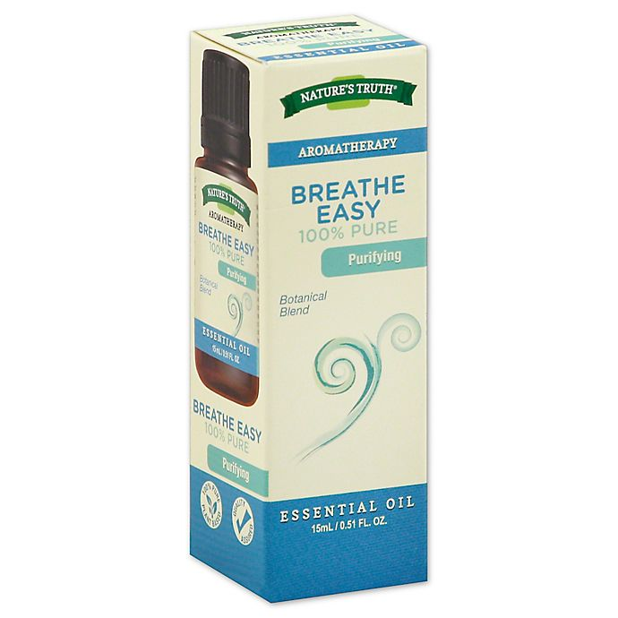 Alternate image 1 for Nature's Truth® Aromatherapy 15mL Breathe Easy Essential Oil