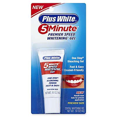 Plus White® 5 Minute® .5 oz. Dental Whitening Gel