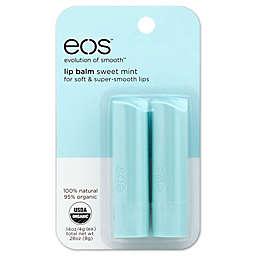 EOS .28 oz. Lip Stick Mint 2pk