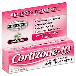 Cortizone 10® 1 oz. Feminine Itch Relief