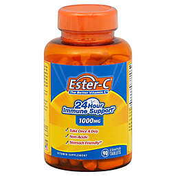 Ester-C® 90-Count 24 Hour Immune Support 1000 mg Tablets