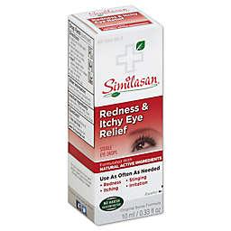 Similasan® Redness & Itchy Eye Relief .33 oz. Eye Drops