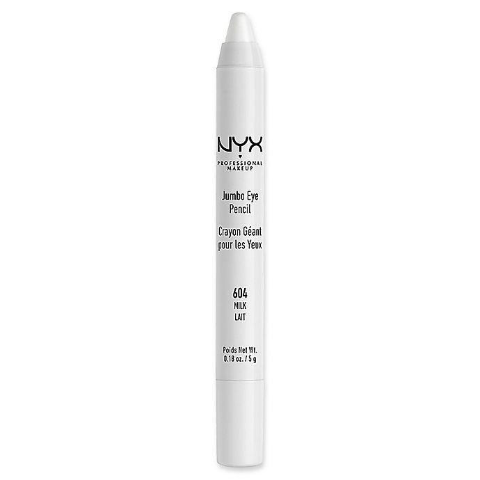 Alternate image 1 for NYX Professional Makeup Jumbo Eye Pencil in Milk