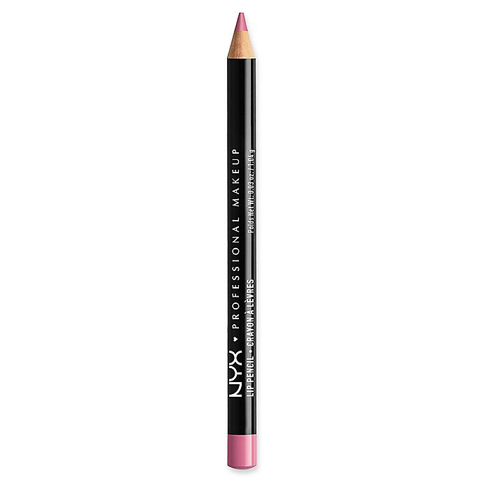 Alternate image 1 for NYX Professional Makeup Slim Lip Liner Pencil in Dolly Pink