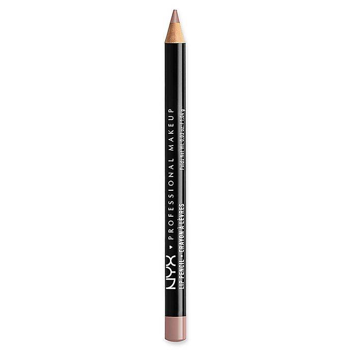 Alternate image 1 for NYX Professional Makeup Slim Lip Liner Pencil in Mauve