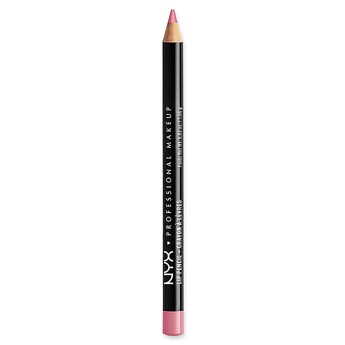Alternate image 1 for NYX Professional Makeup Slim Lip Liner Pencil in Pinky