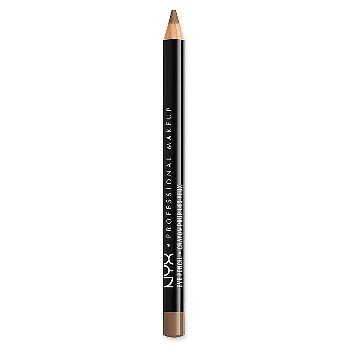 Alternate image 1 for NYX Professional Makeup Slim Eye Pencil in Taupe