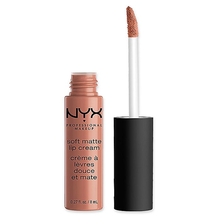Alternate image 1 for NYX Professional Makeup Soft Matte Lip Cream in Abu Dhabi