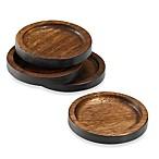 Noritake® Kona Wood Coasters (Set of 4)