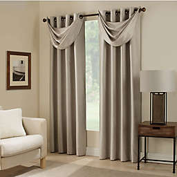 Paradise Waterfall Window Valance