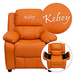 Flash Furniture Personalized Kids Recliner