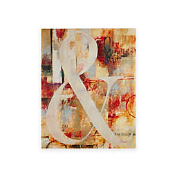 Ink+Ivy Character & Symbol Gel Coated Canvas Wall Art