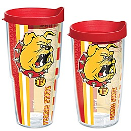 Tervis® Ferris State University Bulldogs Pride Wrap with Lid