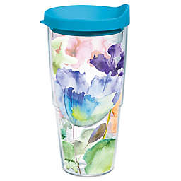 Tervis® Watercolor Floral 24 oz. Wrap Tumbler with Lid