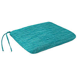 Solid Outdoor Dining Seat Pad Cushion