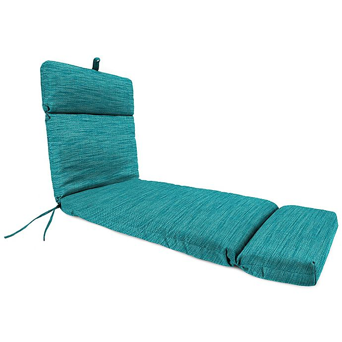 Alternate image 1 for Solid 72-Inch Chaise Lounge Cushion