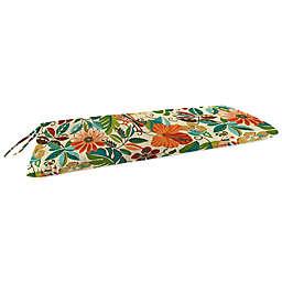 Print 2 Person Glider Cushion in Lensing Jungle