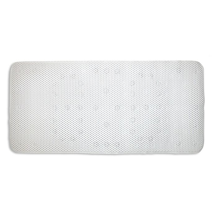 Ginsey Large Cushioned Bath Mat Bed Bath And Beyond Canada