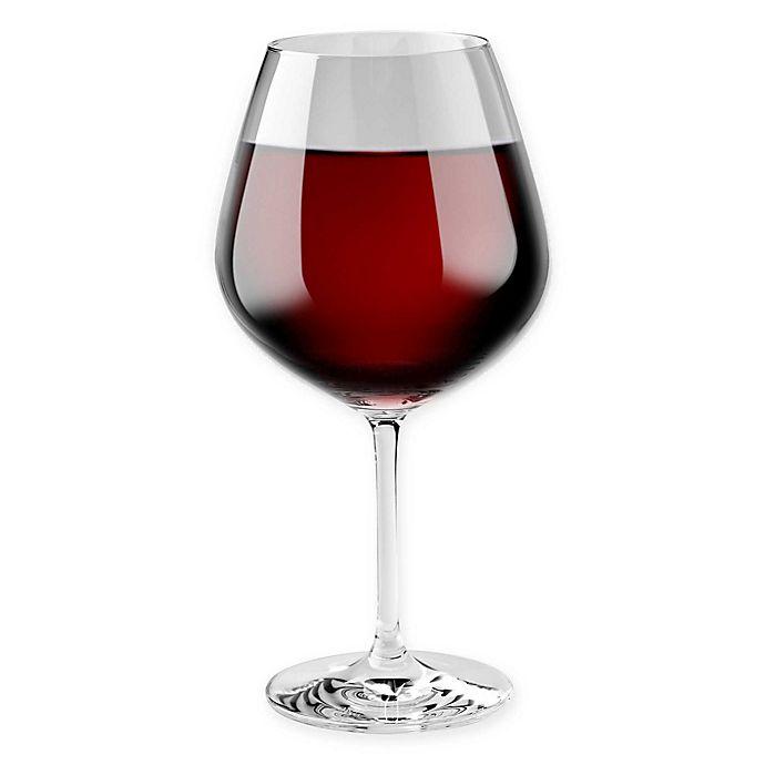 Alternate image 1 for Zwilling J.A. Henckels Prédicat Burgundy Wine Glasses (Set of 6)