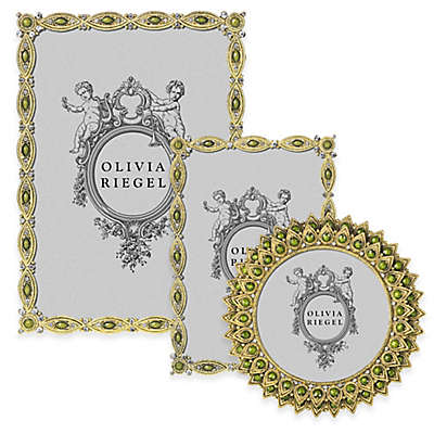 Olivia Riegel Maureen Picture Frame in Gold