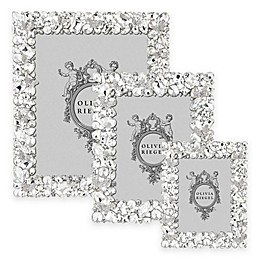 Olivia Riegel Swarovski® Crystal and Rhinestone Accented Roxy Picture Frame