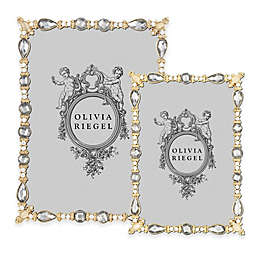 Olivia Riegel Margot Picture Frame in Gold
