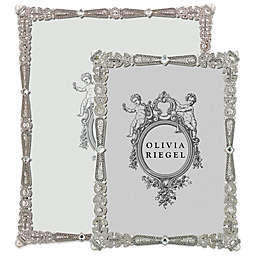 Olivia Riegel Waldorf Picture Frame in Silver