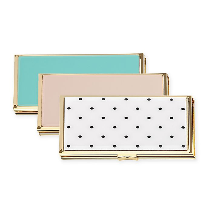 Kate Spade New York Garden Drive Hinged Pocket Frame Bed Bath And
