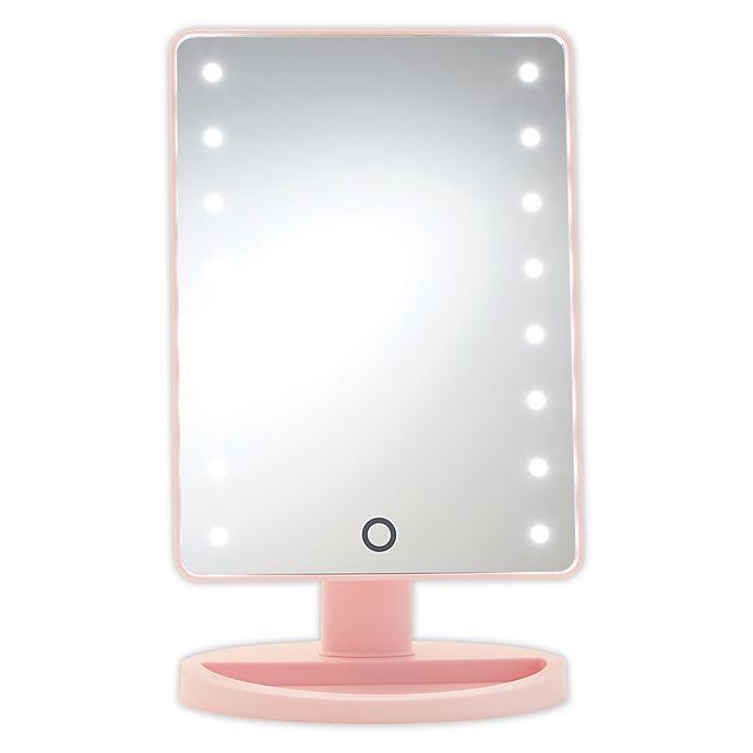 Alternate image 1 for Thinkspace Beauty Edge LED Mirror
