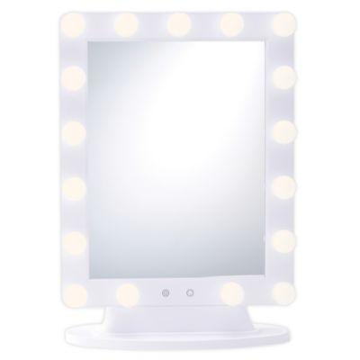 Hollywood 1x Led Vanity Makeup Mirror, Silhouette Led Vanity Mirror Reviews