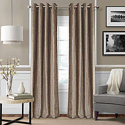Elrene Victoria Room-Darkening Grommet Top Window Curtain Panel