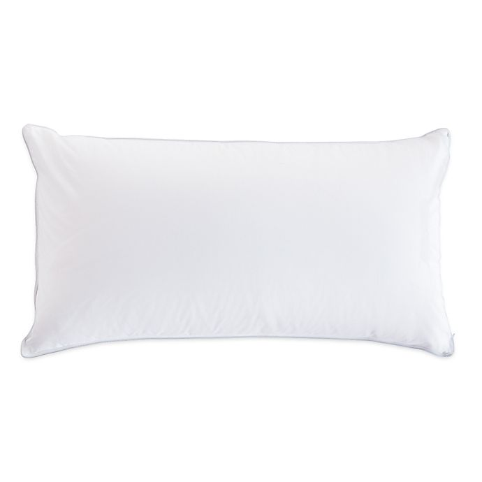 Alternate image 1 for The Pillow Bar® Breakfast in Bed™ Handcrafted Back Sleeper Pillow