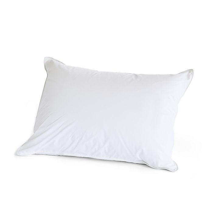 Alternate image 1 for The Pillow Bar® Breakfast in Bed™ Standard Handcrafted Side Sleeper Pillow