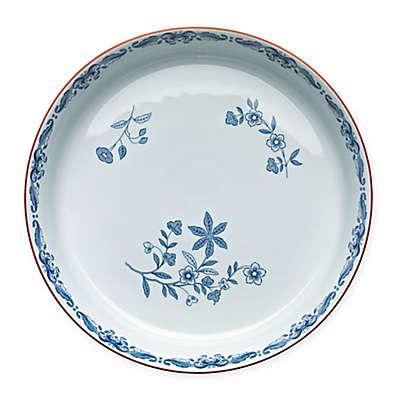 Rörstrand Ostindia Porcelain Oven Dish in White/Blue