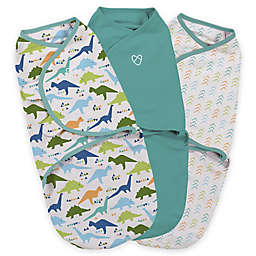 Swaddle Me® Original Swaddle Small/Medium 3-Pack Origami Dino