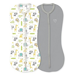 SwaddleMe® Pod Newborn 2-Pack Safari Excursion