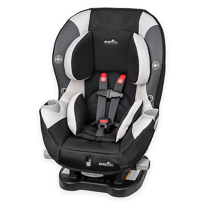 Alternate image 1 for Evenflo® Triumph® LX Convertible Car Seat in Charleston