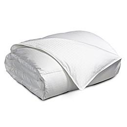 Duck Down Comforter in White