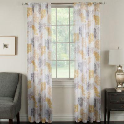 Brinkley Grommet Top Room Darkening Window Curtain Panel