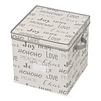 64-Ornament Storage Chest in Silver