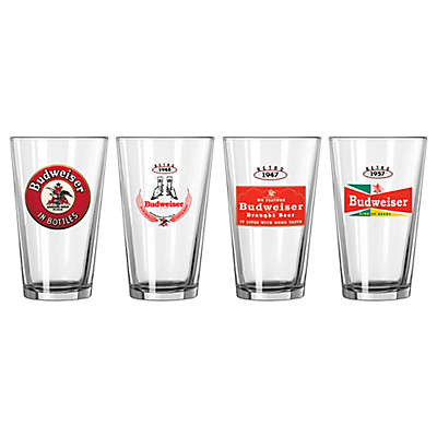 Budweiser Pint Beer Collection