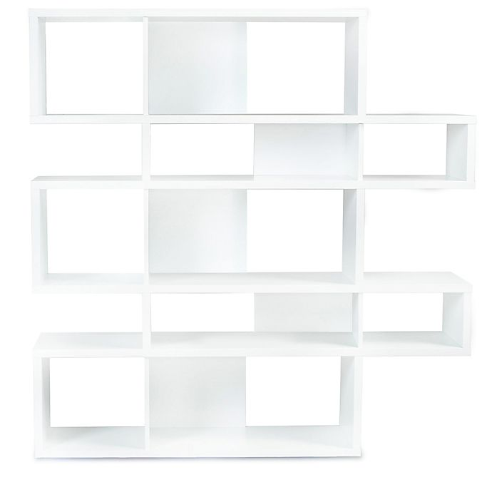 Alternate image 1 for Temahome London Double Bookcase