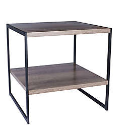 Household Essentials® Ashwood End Table