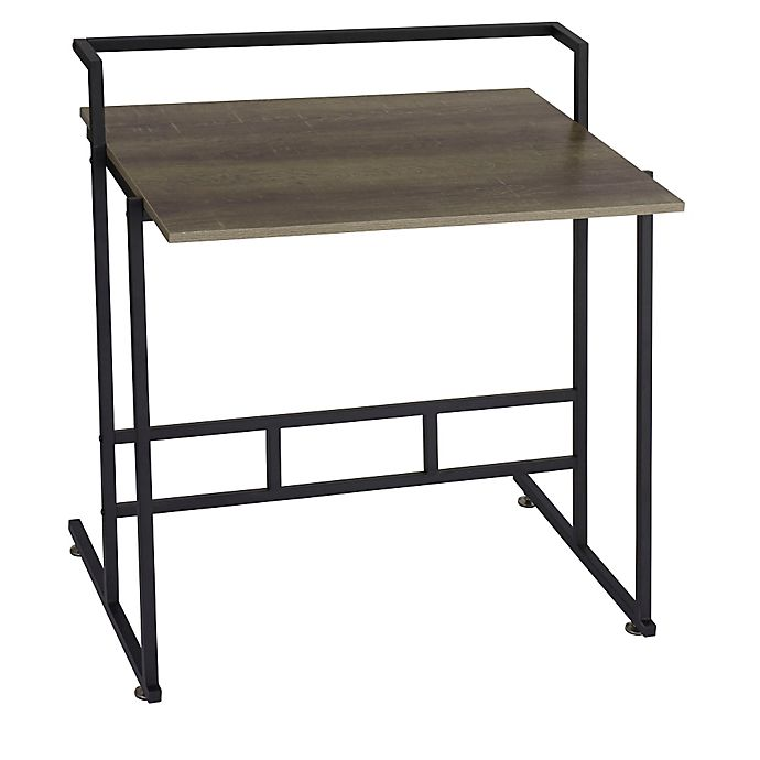 Alternate image 1 for Household Essentials® Ashwood Modular Desk
