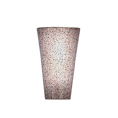 Vivid High Gloss Wall Sconce in Granite