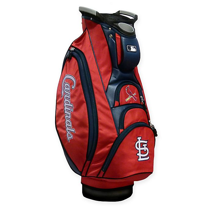 Alternate image 1 for MLB® St. Louis Cardinals Victory Golf Cart Bag